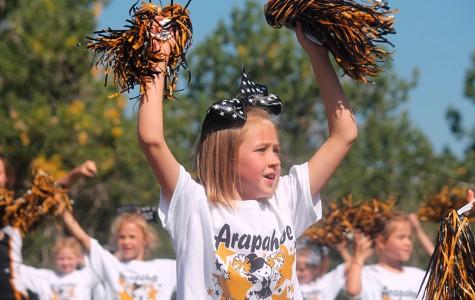 Cheerleading/ Minicheers