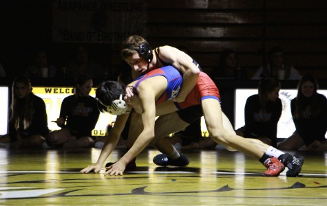 Wrestlers finish regular season, head to state tournament