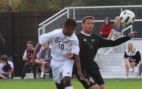 Boys Soccer prepares for Creek, playoffs