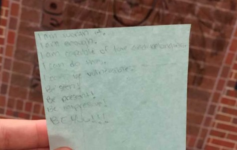 Diary of a Freshman Week 5