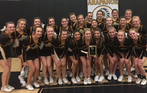 Arapahoe Cheers take 3rd at League