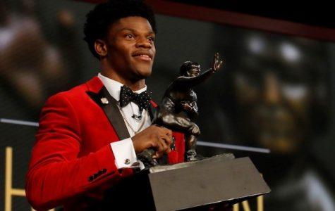 2016 Heisman Winner – Lamar Jackson