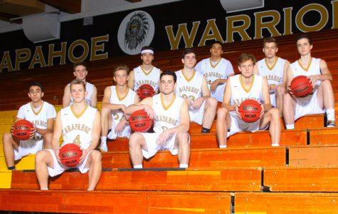 Arapahoe Boys Basketball Takes on Arvada West