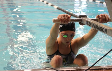 A Prosperous Start to the Girls Swim and Dive Season