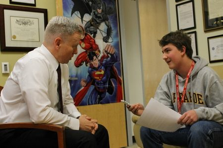 Interview Transcript with District Attorney George Brauchler.