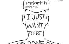 Senioritis is Real