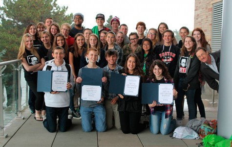 Student Journalists Win Top Honors