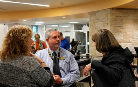 District staff, community contributors welcomed at library open house