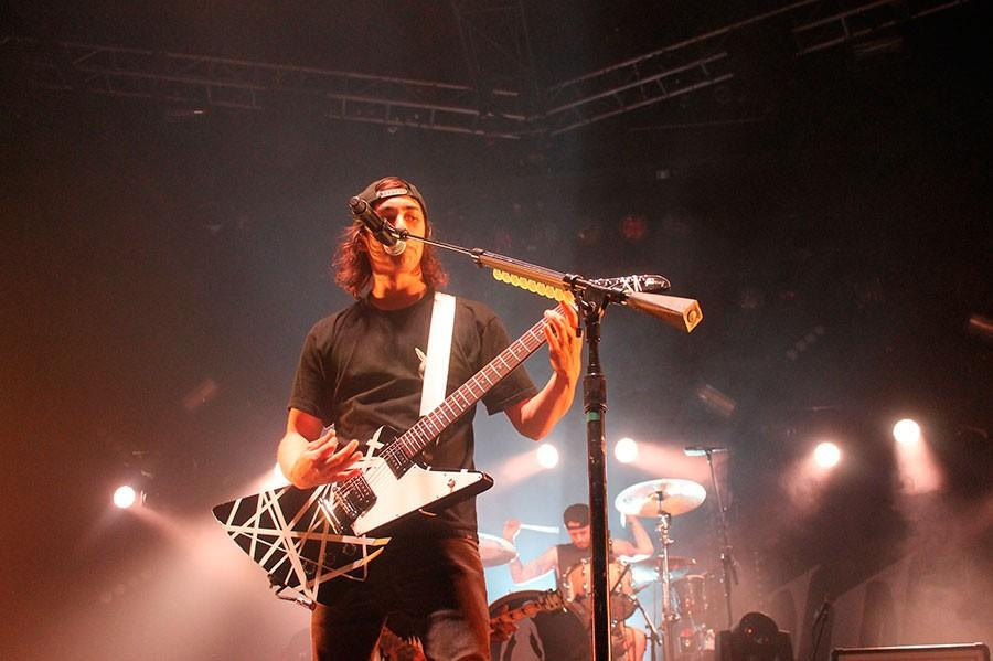 Sleeping With Sirens and Pierce The Veil rock Denver on Jan. 31