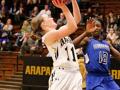 Varsity Girls Basketball Takes on Lakewood