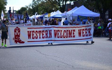 Western Welcome Week