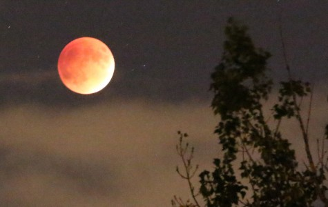 Eclipse of super blood moon signals end of tetrad