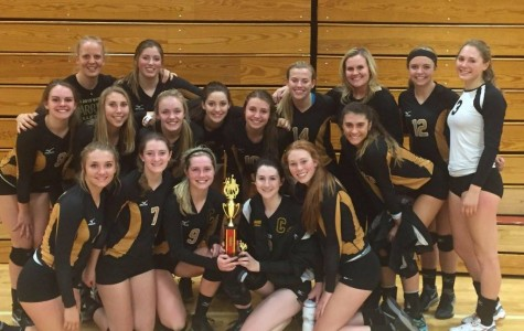 Warrior Volleyball Takes 2nd Place