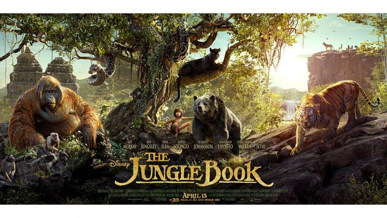 Photo from http://www.hollywoodreporter.com/heat-vision/first-jungle-book-poster-released-852996 and Courtesy of Disney