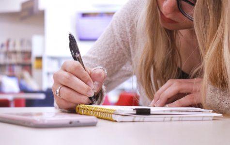 Dear Freshmen: Do Your Homework!