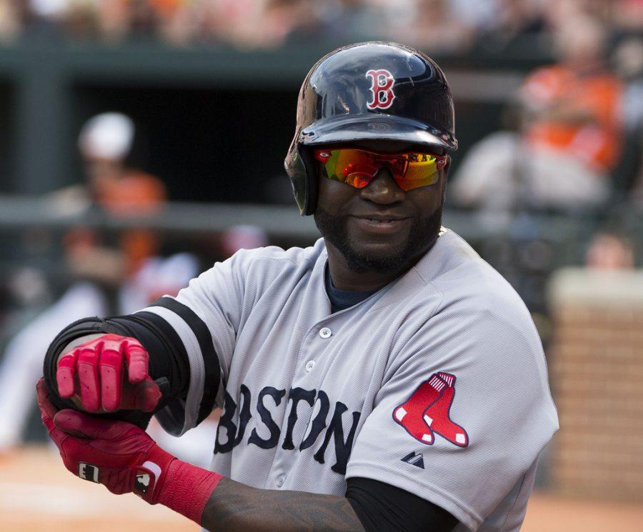 David Ortiz says Goodbye to Baseball