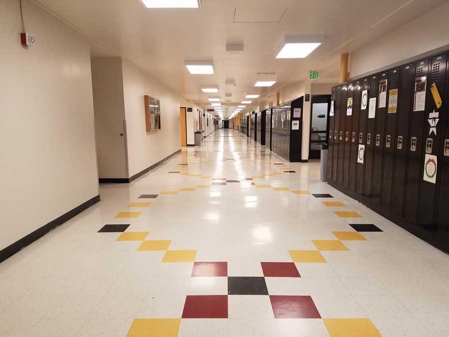 Hallway+Hypocrite