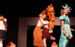 Photos: Drama Club's Pageant Plays Rehearsal