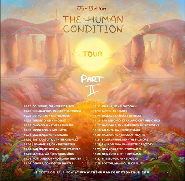 photo from Instagram (@jonbellion)