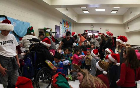 Toys for Tots Distribution