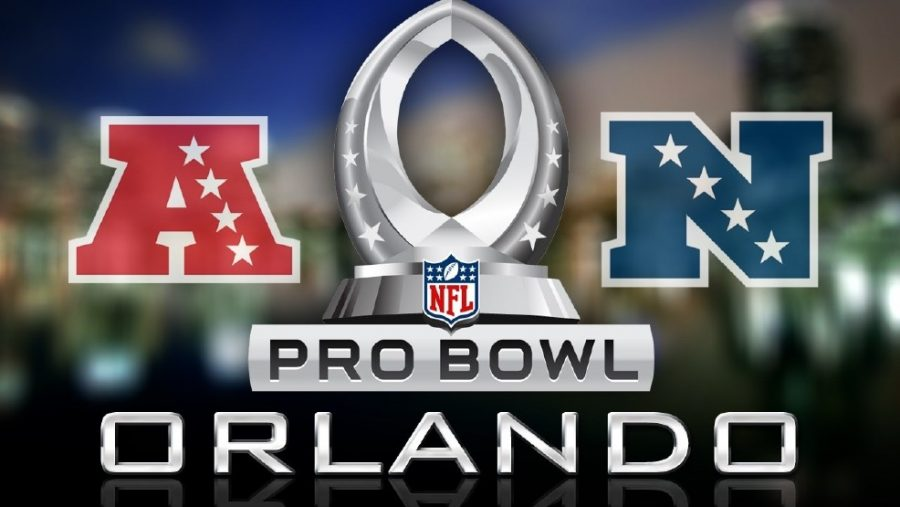 Pro Bowl Skills Showdown
