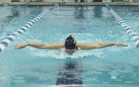 Girls Swim and Dive