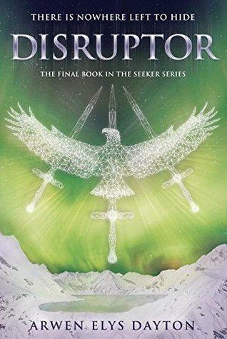 Disruptor (Seeker Book 3) Review