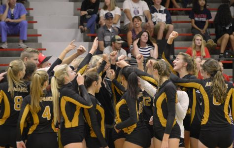 Volleyball vs. Cherry Creek, in Review