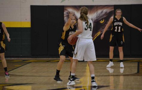 Falcons Take Flight Against Warrior Lady Hoops