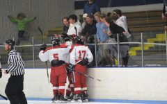 LPS Hockey Takes on Battle Mountain (With Photos)