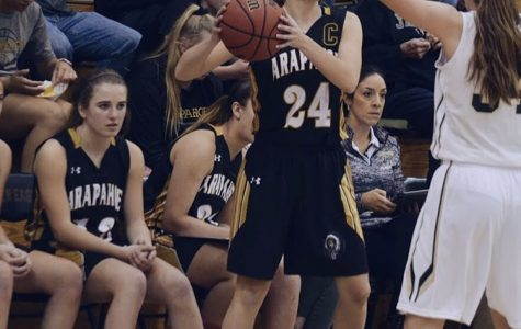 Girls Hoops Face Tough Challenge Against Cherry Creek