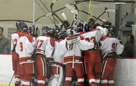 LPS Hockey Wins in Overtime Against Aspen (With Photos)
