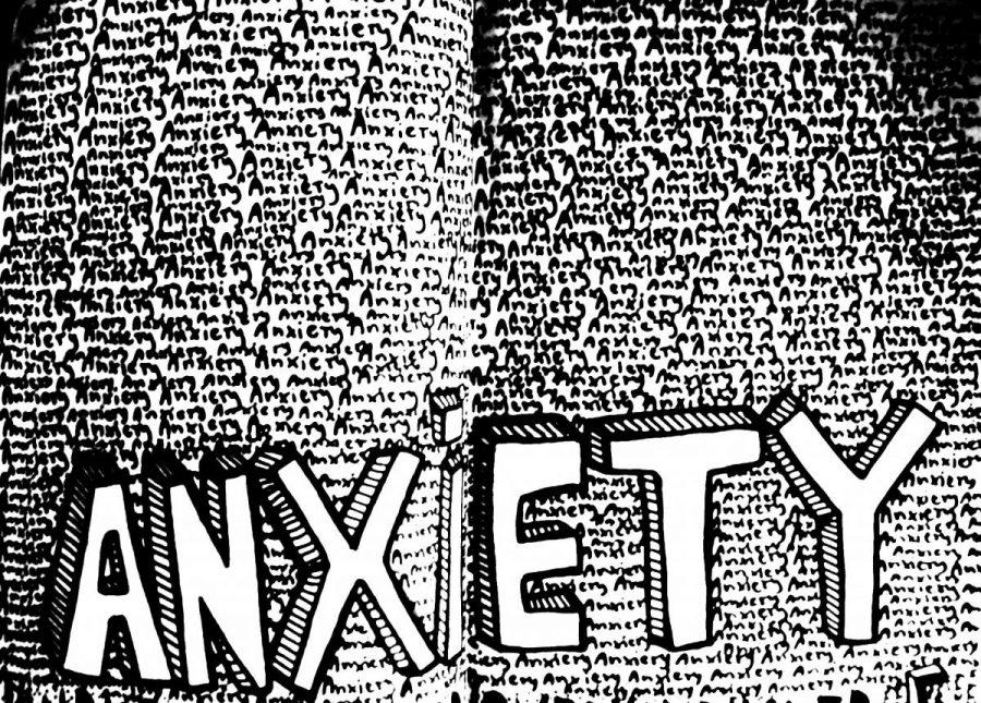Anxiety, i guess