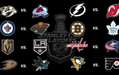 2018 Stanley Cup Playoff Picture