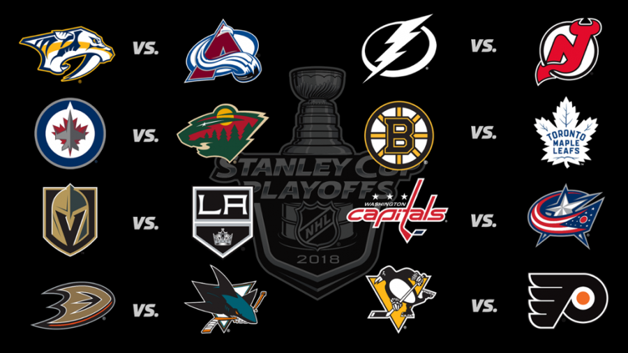 2018+Stanley+Cup+Playoff+Picture