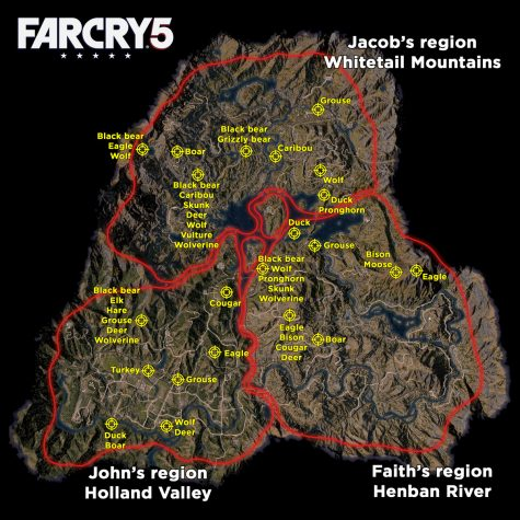 Far Cry 5 Recommendation