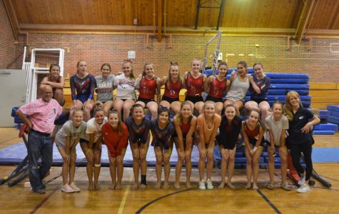 Girls Gymnastics Tumble into Their New Season