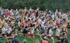 Cross Country Competes at Warrior Invitational