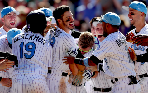 Rockies Looking to Win Division for First Time in Franchise History