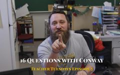 Teacher Tuesdays with Conway