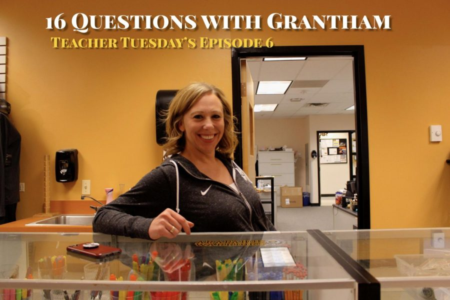 Teacher Tuesdays with Grantham