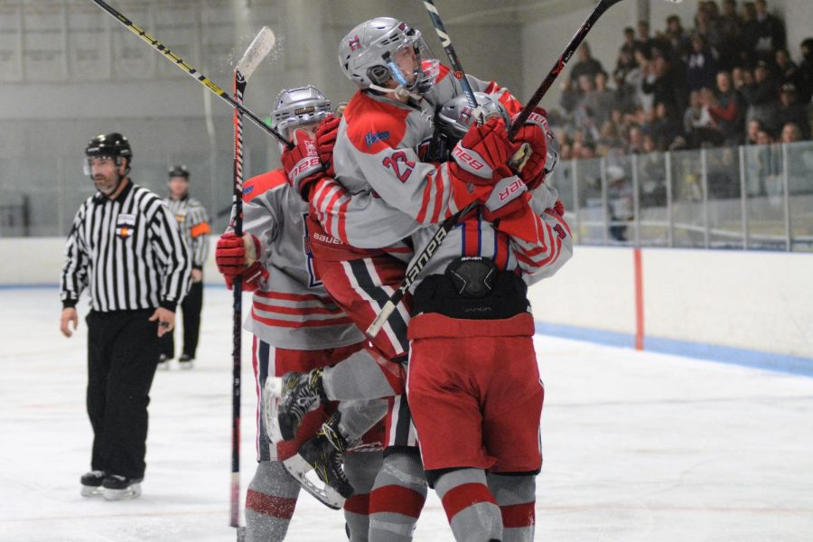 LPS Hockey Comes Out Victorious in Three Game Week