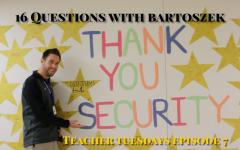 Teacher Tuesdays with Mr. Bartoszek