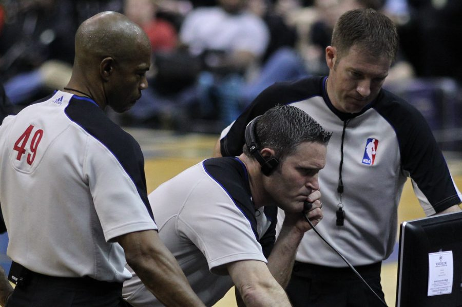 The Problem With Referees in Pro Sports