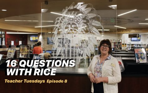Teacher Tuesdays Episode 8 – Mrs. Rice