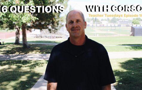Teacher Tuesdays Episode 10 – Mr. Corson
