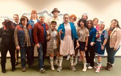 Science Department Costumes Throughout the Years