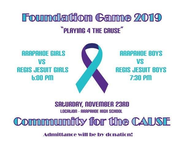 Arapahoe Basketball Foundation Game