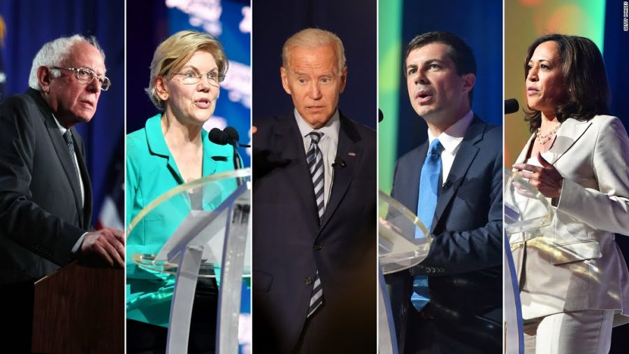 2020 Election: The Dark Horse Candidate