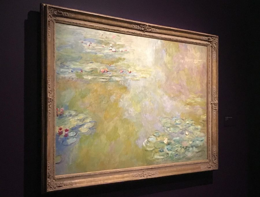Claude Monet: The Truth of Nature Exhibit at the Denver Art Museum